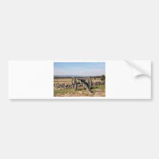 Adesivo De Para-choque Gettysburg: Uma ideia da carga de Pickett