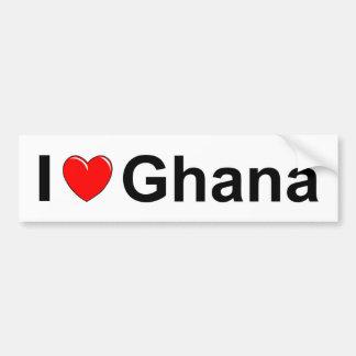 Adesivo De Para-choque Ghana