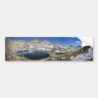 Adesivo De Para-choque Lago bear preto - serra