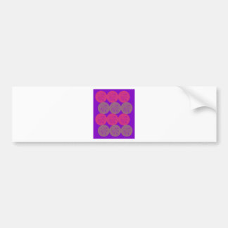 Adesivo De Para-choque Limões do design, bio olhar