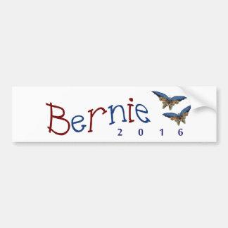 Adesivo De Para-choque Máquinas de lixar 2016 de Bernie - borboletas para