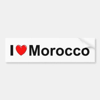 Adesivo De Para-choque Marrocos