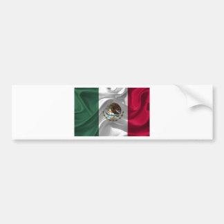 Adesivo De Para-choque México-Bandeira