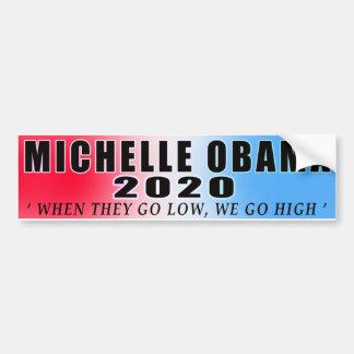 Adesivo De Para-choque Michelle Obama em 2020!!!