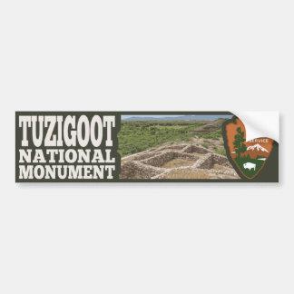 Adesivo De Para-choque Monumento nacional de Tuzigoot