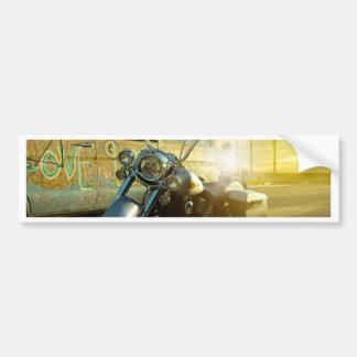 Adesivo De Para-choque motocicleta