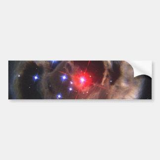 Adesivo De Para-choque NASA da estrela de V838 Monocerotis