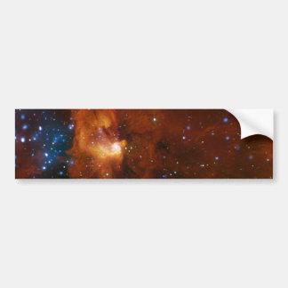 Adesivo De Para-choque NASA estelar do nascimento RCW 108 da estrela