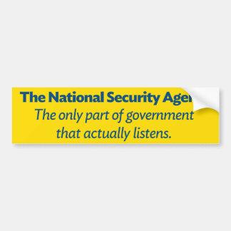 ADESIVO DE PARA-CHOQUE O NSA