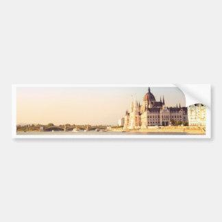 Adesivo De Para-choque O parlamento de Budapest