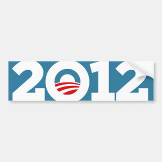 Adesivo De Para-choque Obama Biden 2012