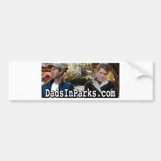 Adesivo De Para-choque Pais nos parques - Jamie & Jeff