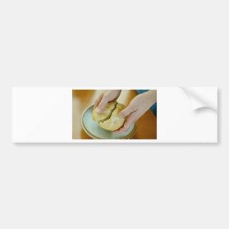 Adesivo De Para-choque Pão da última ceia