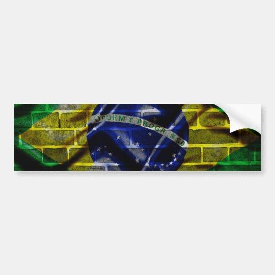 Adesivo De Para-choque parede do Brasil