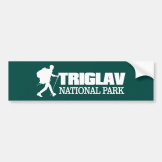 Adesivo De Para-choque Parque nacional de Triglav