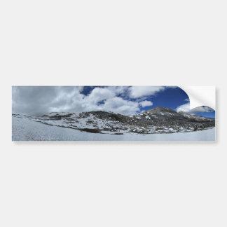Adesivo De Para-choque Passagem coberto de neve de Donahue - fuga de John
