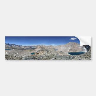 Adesivo De Para-choque Passagem da guarda florestal e bacia do centro -