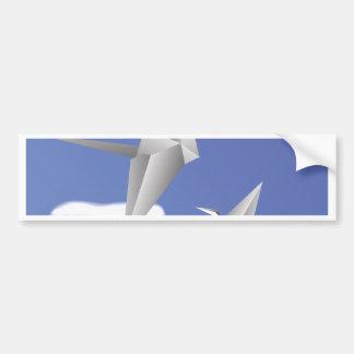Adesivo De Para-choque pássaros 78Paper _rasterized