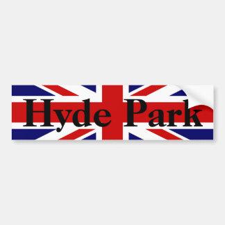 Adesivo De Para-choque Personalização Union Jack