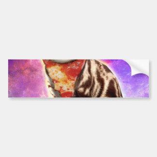 Adesivo De Para-choque Pizza do gato - espaço do gato - memes do gato
