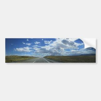 Adesivo De Para-choque Planícies de Montana
