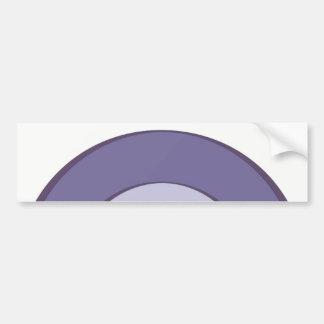 Adesivo De Para-choque Ponto do Lilac