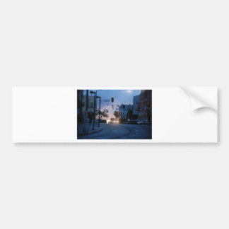Adesivo De Para-choque por do sol de Veneza
