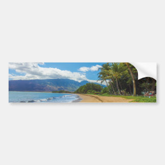 Adesivo De Para-choque Praia em Havaí