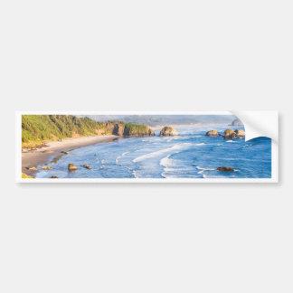 Adesivo De Para-choque Praia Oregon do canhão