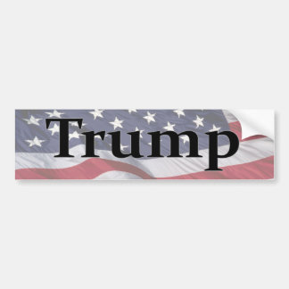 Adesivo De Para-choque Presidente Trunfo de Americas 45th
