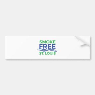 Adesivo De Para-choque Produtos de papel sem fumo de STL
