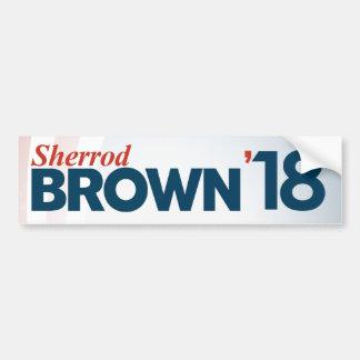 Adesivo De Para-choque Sherrod Brown