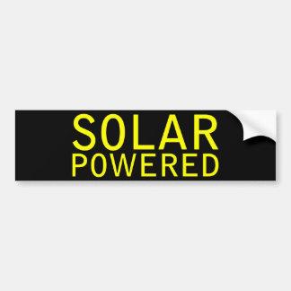 Adesivo De Para-choque solar psto