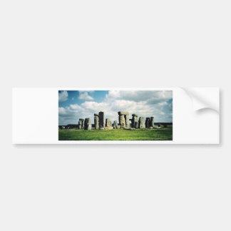 Adesivo De Para-choque Stonehenge 2006