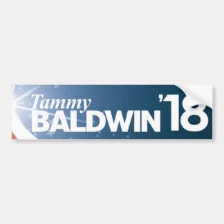 Adesivo De Para-choque Tammy Baldwin
