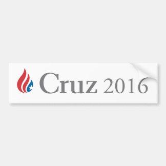 Adesivo De Para-choque Ted Cruz para o autocolante no vidro traseiro 2016