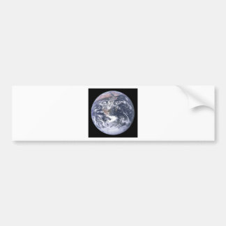 Adesivo De Para-choque Terra do planeta - nosso mundo