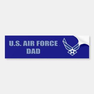 Adesivo De Para-choque U.S. Autocolante no vidro traseiro do pai da força