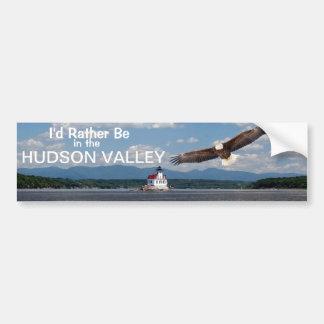 Adesivo De Para-choque Vale de Hudson