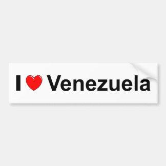 Adesivo De Para-choque Venezuela