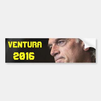 Adesivo De Para-choque Ventura para o presidente