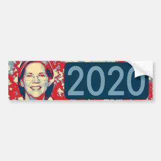 Adesivo De Para-choque Warren 2020