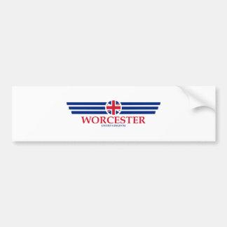 Adesivo De Para-choque Worcester