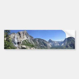 Adesivo De Para-choque Yosemite Falls e meia abóbada oh de meu Gosh ponto