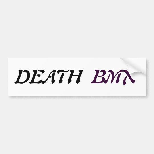 Adesivo Death Bmx
