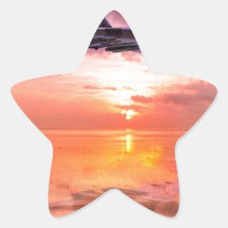Adesivo Estrela Alvorecer de Vulcan