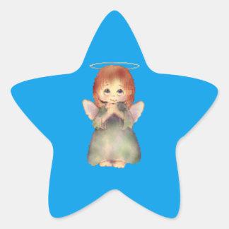 Adesivo Estrela Anjo