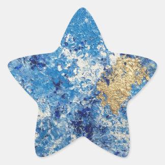 Adesivo Estrela Arte por Cleopatra