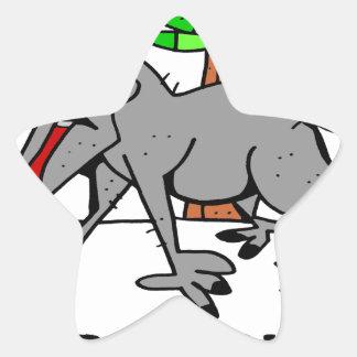 Adesivo Estrela Babuíno por Lorenzo