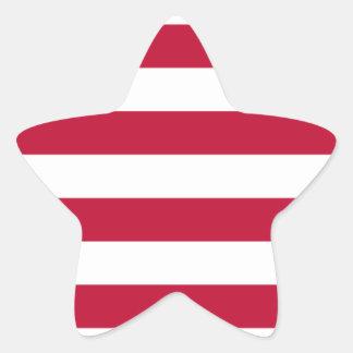 Adesivo Estrela Baixo custo! Bandeira de Liberia